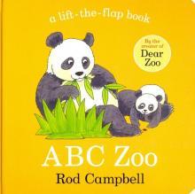 ABC Zoo (board bk) - Rod Campbell