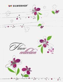 """Записная книжка алфавитная """"Floral"""", 64 листа, А6, линия (752011-56)"""