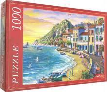 "Puzzle-1000 ""ВЕЧЕРНЯЯ НАБЕРЕЖНАЯ"" (Ф1000-6795)"