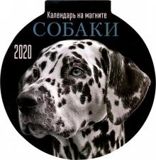 """Календарь на магните на 2020 год """"Собаки"""""""