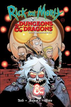 Рик и Морти против Dungeons & Dragons. Часть 2. Заброшенные дайсы