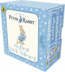 Peter Rabbit. My First Little Library (4 books) - Beatrix Potter