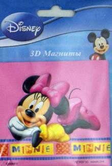 """3D магнит """"Микки"""" MAMK-048 (318001)"""