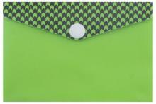 Папка для карт и визиток (зеленая) (46716)