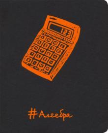 """Тетрадь предметная """"Неоновые акценты. Алгебра"""" (48 листов, А5, клетка) (ТТ486395)"""