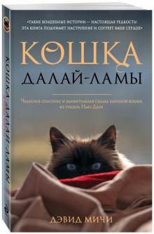 Кошка Далай-Ламы. Чудесное спасение и удивительная судьба уличной кошки из трущоб Нью-Дели - Дэвид Мичи