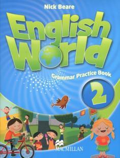 English World 2. Grammar Practice Book