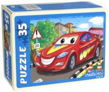 "MAXI Puzzle-35 ""Машинка в городе"" (ПУ35-7268)"
