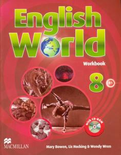 English World Workbook. Level 8+ CD