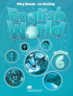 English World.  6 Work Book