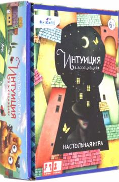 "Карточная игра ""Интуиция в ассоциациях"" (05999)"