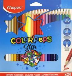 Цветные карандаши более 20 цветов