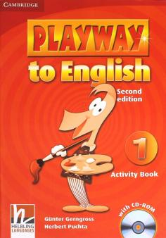 Playway to English 1. Activity Book (+CD)