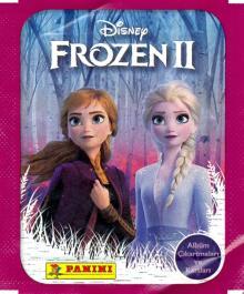 "Наклейки ""Холодное сердце 2/ Frozen 2"" (штучно,1 пакетик)"