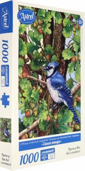 Пазл-1000. Синяя птица (05619)