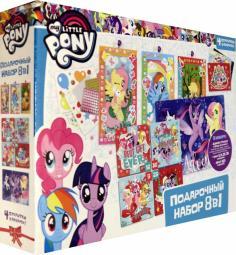 My little Pony. Набор подарочный 8 в 1. Приключения (05173)