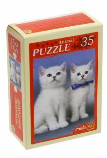 """Puzzle-35 """"Домашние любимцы"""", в ассортименте (П35-3254)"""