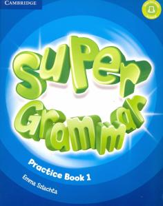Super Minds Be L1 Super Grammar Bk