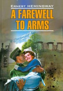 A farewall to arms