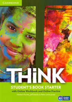 Think. Student's Book Starter with Online Workbook and Online Practice