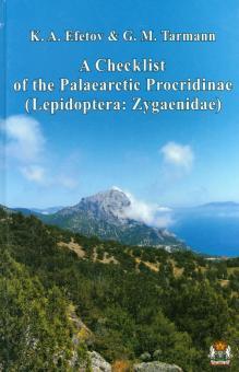 A Checklist of the Palaearctic Procridinae (Lepidoptera: Zygaenidae) - Efetov, Tarmann