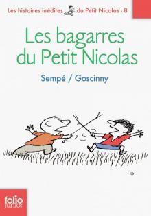 Les bagarres du Petit Nicolas - Goscinny, Sempe