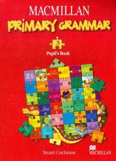 Macmillan Primary Grammar 3. Pupil's Book (+CD)