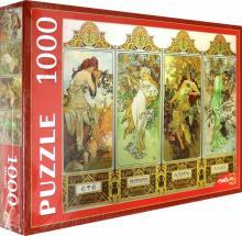 """Puzzle-1000 """"ВРЕМЕНА ГОДА"""" (КБ1000-7864)"""