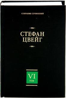 Три мастера. Борьба с безумием. Собрание сочинений в 8 томах. Том 6