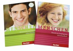 Menschen A1. Paket Lehrerhandbuch A1/1 und A1/2